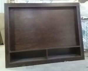 Built-In TV Entertainment Stand