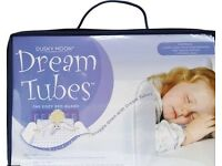 Dream Tubes - inflatable bed guard