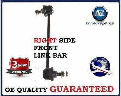 FOR KIA VENGA  ALL MODELS 2010  FRONT RIGHT RH SIDE STABILISER LINK BAR ROD