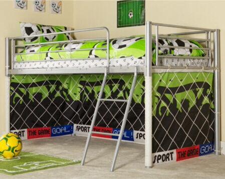 Football Goal Bed Frame