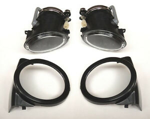 Pair sport foglamps fog lights foglights, for BMW E46 E39, Msport, M3 & M5