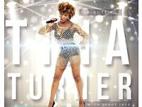 TINA TURNER TRIBUTE DINNER AND SHOW