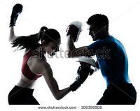 Cors privé de boxe avec résultat garanti MEILLEUR PRIX