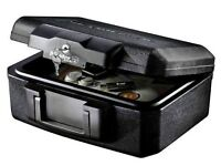 Fire safe chest cost £50