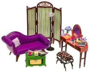 Barbie My Scene *Getting Ready Chelsea Style Playset