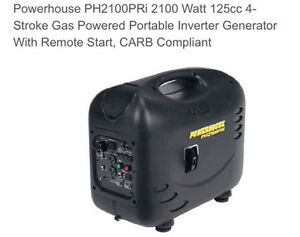 Powerhouse generator ! Reduced for quick sale