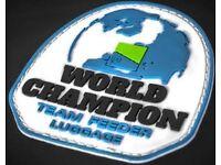 preston world champion 4 rod holdall