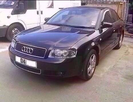 Audi A4 B6 25 Tdi V6 19 Tdi Breaking For Parts In Black And Silver