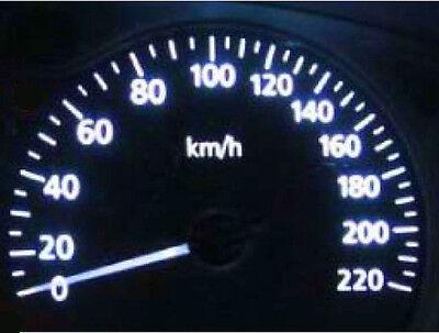 Subaru Impreza S 2001-2003 WhiteLED Dash Instrument Cluster Light Upgrade Kit