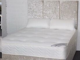 ❤️❤️BRAND NEW KINGSIZE,DOUBLE & SINGLE MATTRESSES FREE DELIVERY & FREE LUXURY PILLOWS