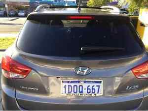 2011 Hyundai IX35 Highlander **12 MONTH WARRANTY** West Perth Perth City Area Preview