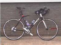 Giant Defy 5 Medium/Large, black and silver