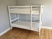 BRAND NEW PINE BUNK BEDS in white or pine. FREE DELIVERY IN bristol