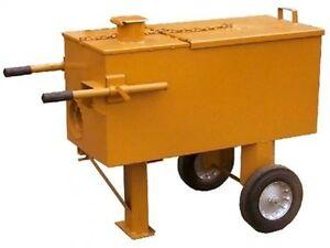panne a goudron bouilloire asphalte couvreur Saint-Hyacinthe Québec image 1