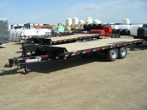 2015 Diamond C Tandem Axle Highboy Trailer - 20' Edmonton Edmonton Area image 1