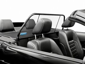 Ford Mustang 2005-2013 Convertible Rear Seat Wind Deflector