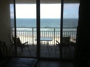 Oceanfront beachfront Condo Ponce Inlet, Florida $1250. weekly
