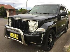 2009 JEEP CHEROKEE SPORT KK,12 MONTH REGO,MAGS,REVERSE SENSOR,6 C Green Valley Liverpool Area Preview