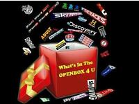 New Openbox v8s with years free gift