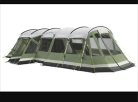 Outwell Montana 6 xl with front extension