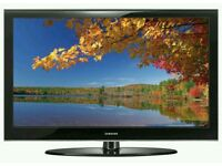 """Samsung 32"""" LCD tv full hd 1080p built in freeview"""