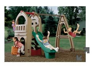 Used Step2 Naturally Playful Playhouse