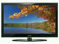 "Samsung 40"" LCD tv full hd 1080p built in freeview tv is in mint"