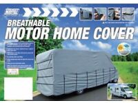 Maypole Motor Home Cover 7 to7.5 m Universal, UV Stabilized, Waterproof.