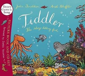 Tiddler-by-Julia-Donaldson-Mixed-media-product-2009