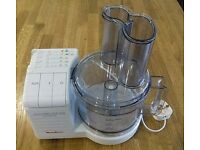 Moulinex food processor 360 food processor in good condition