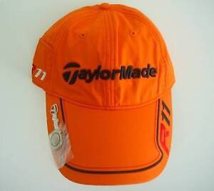 NEW TAYLORMADE R11 GOLF CAP HAT TAYLOR MADE MAGNETIC BALL MARKER ... d58ad5ef2d8