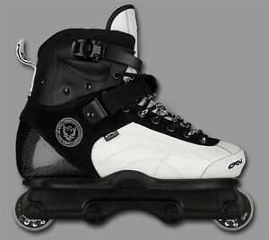 Deshi Carbon GC Featherlite 2 inline skates - Men's 9