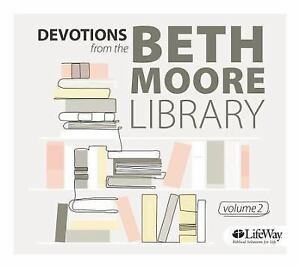 Devotions from the beth moore library audio cd volume 2 by beth image is loading devotions from the beth moore library audio cd voltagebd Image collections