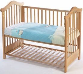 Cosatto Olivia Close To Me Bedside Cot Co-Sleeper