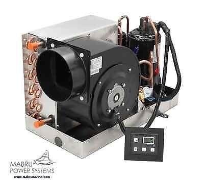 6000 BTU 230V Marine Air Conditioner MarineAir With Digital Control by MPS