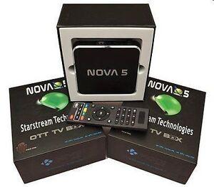 Android Box - Nova 5 - Brand New