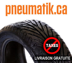 PNEUMATIK.ca 205-55-R16 à 73$. Taxe 0$. *** LOOK AGRESSIF ***
