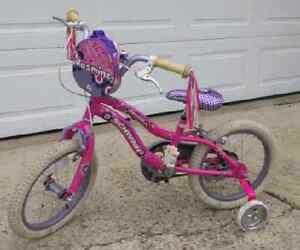 "16"" Girls Bike Strathcona County Edmonton Area image 1"