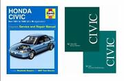 Honda Civic Service Manual