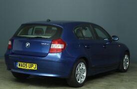 BMW 120D SE BLUE 5 DOOR 165BHP