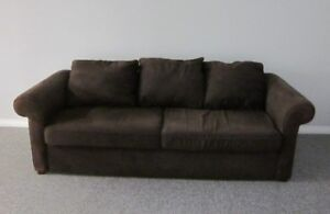 IKEA couch - brown