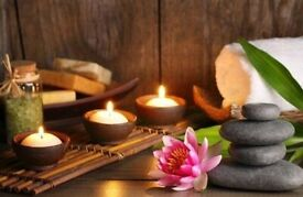 Male masseur available for relaxing massage