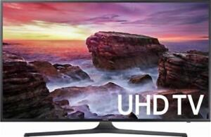 "SAMSUNG 50"" LED 4K HDR SMART UHDTV *NEW IN BOX*"