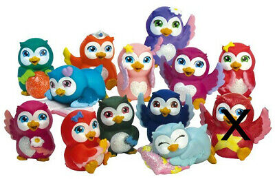 DeAgostini Magiki Eulen Owlettes alle 12 verschiedene Ohne Rare Gemma