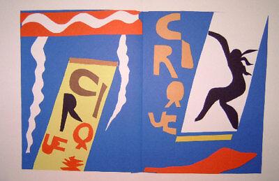 Jazz Henri Matisse (Henri Matisse Jazz - Le cirque)