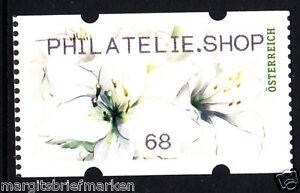 "2016 01 07, ATM, AWZ, Österreich, ""Philatelie.shop"", Lilien - noch bei mir, Österreich - 2016 01 07, ATM, AWZ, Österreich, ""Philatelie.shop"", Lilien - noch bei mir, Österreich"