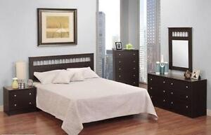 LORD SELKIRK FURNITURE - 6PC BEDROOM SET / SUITE - ON SALE FOR $599.00