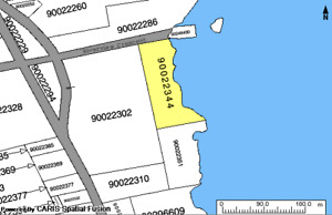 Tusket River Oceanfront Property