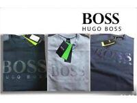 Hugo Boss Logo Sweatshirt Brand New