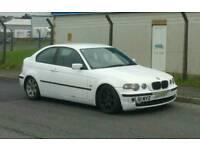 BMW 320TD E46 Compact
